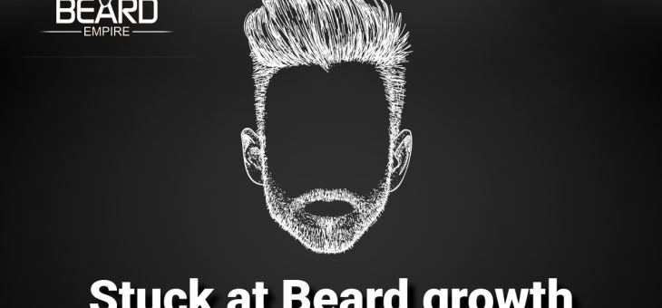Revealing: 3 beard growth stages and why most men remain stuck at #2?